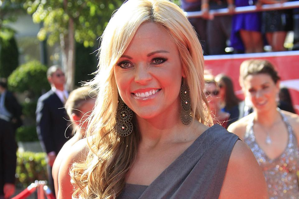 Olympic Softball Mom Jennie Finch Says Let Kids Get Messy!