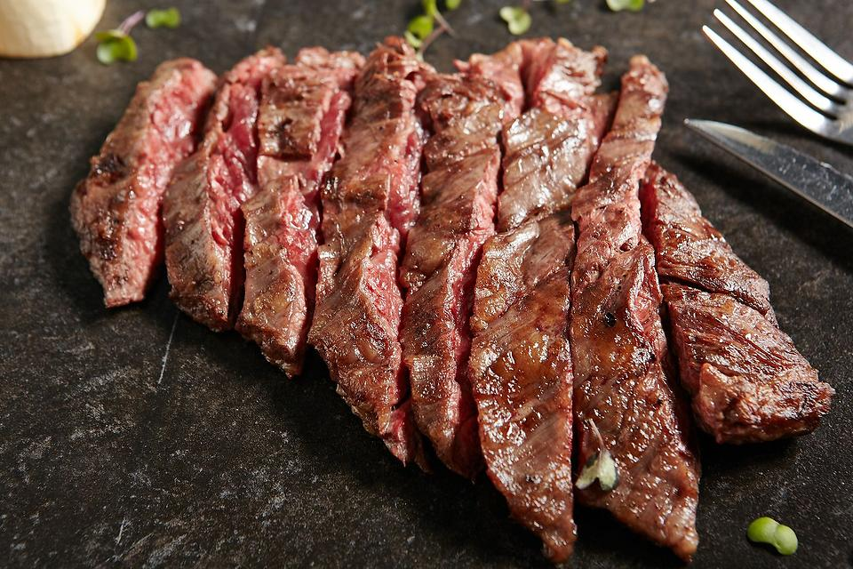 Onion-Marinated Flank Steak Recipe: This Easy 2-Ingredient Steak Recipe May Make You Cry