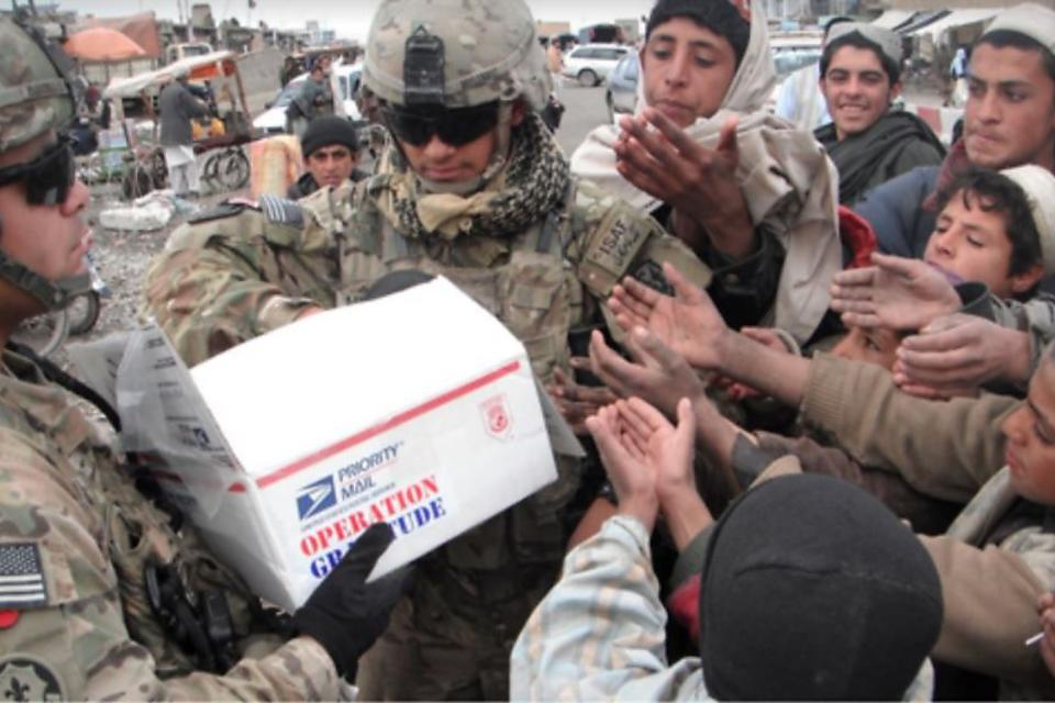 Operation Gratitude Halloween Candy Give-Back Program Offers a Sweet Way to Make a Difference