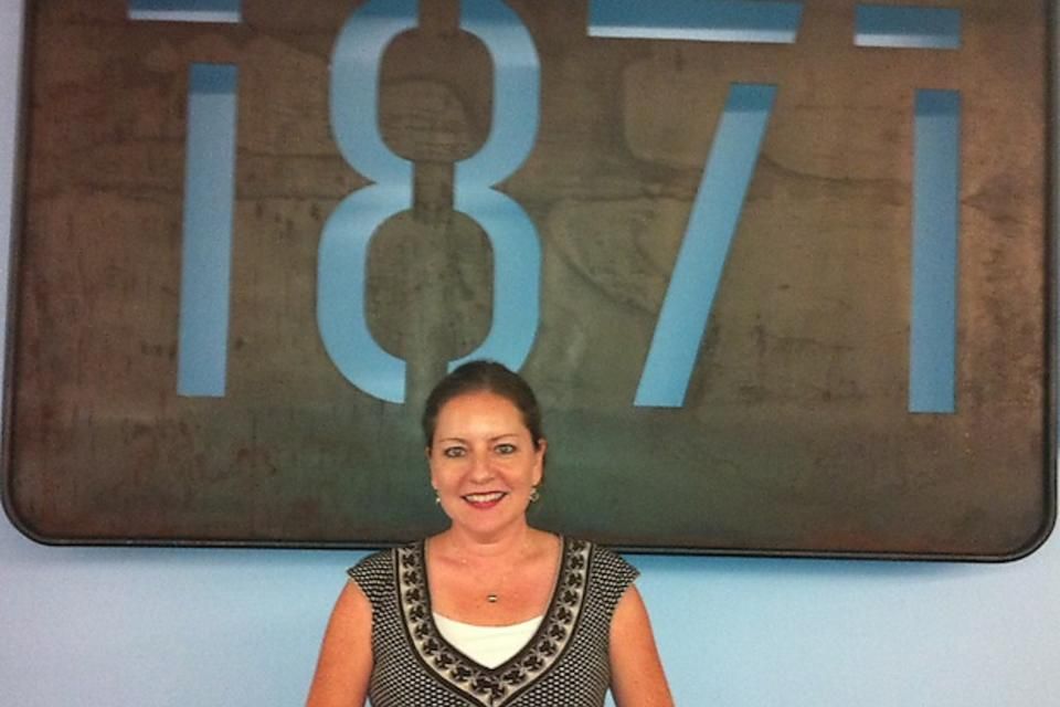 Our New #30SecondMom Office is @1871Chicago!