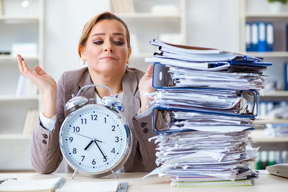 Overworked? Workaholic? Here Are ​4 Reasons Overworking Is Overrated