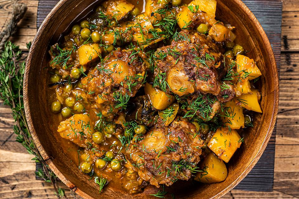 The Best Oxtail Stew Recipe: You'll Make This Slow-cooked Oxtail Stew Recipe Over & Over Again