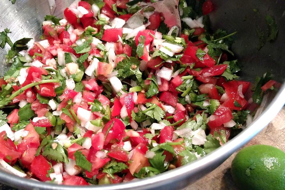 Perfect Pico de Gallo Recipe: This Homemade Pico de Gallo Recipe Is So Easy; Just Chop, Stir & Enjoy