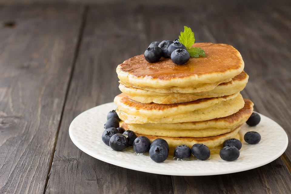 Perfect Pancakes: How to Make Perfectly Shaped Pancakes Every Time!