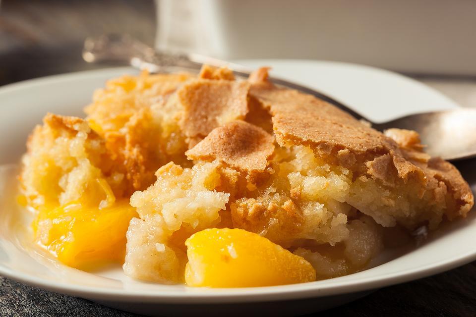 Make This Easy Peach Cobbler Recipe Even When Peaches Are Out of Season
