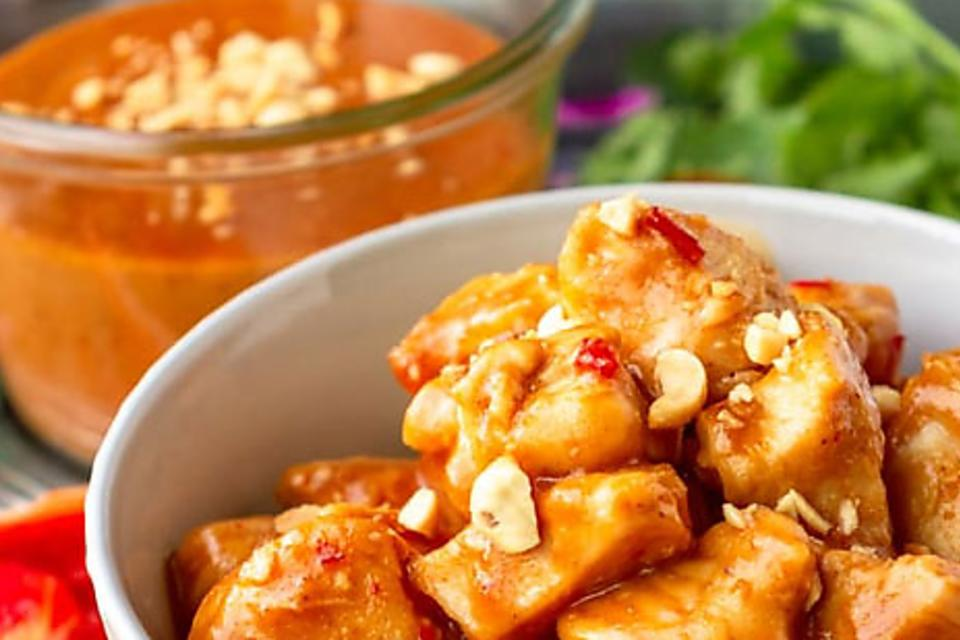 This Peanut Butter Chicken Recipe Will Make You Rethink How to Eat Peanut Butter