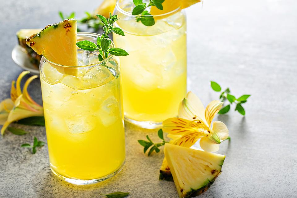 Pineapple Lemonade Recipe: Here's the Refreshing Lemonade Recipe You've Been Searching For