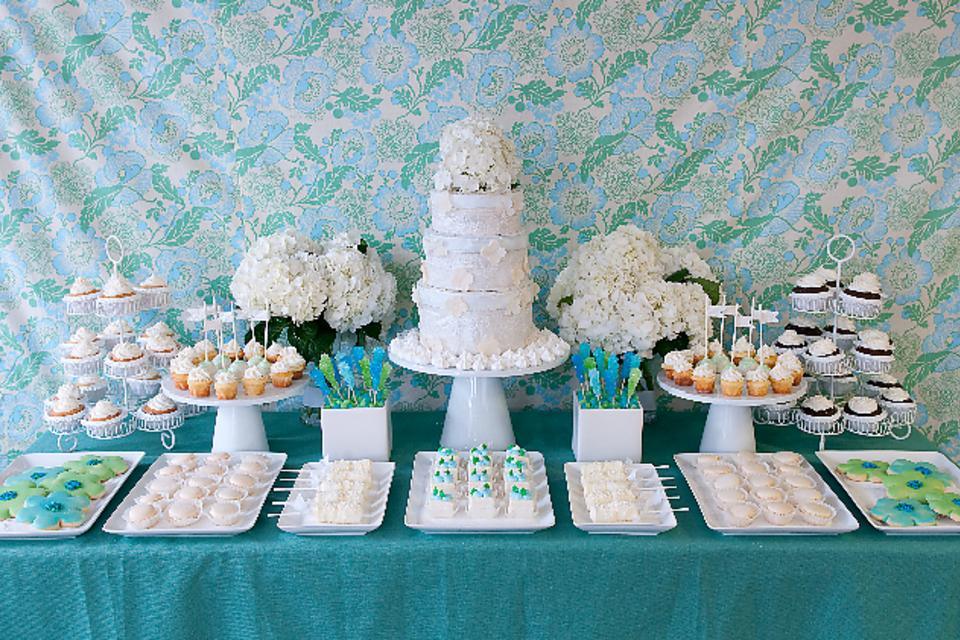 Planning a Wedding? Have Friends & Family Create the Dessert Table ...