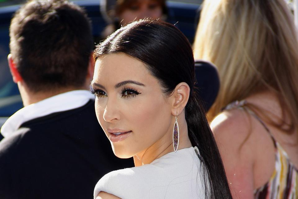 Pregnant Kim Kardashian Busted By the FDA: Here's the Scoop!