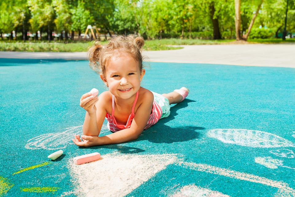 Prevent Pre-K Summer Slide With This Fun Letter & Spelling Activity