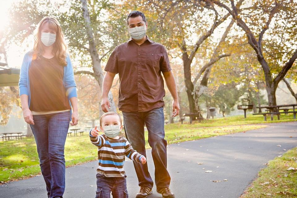 Preventing the Spread of Coronavirus (COVID-19): Experts Weigh in With 5 Healthy Tips for Families During the Pandemic
