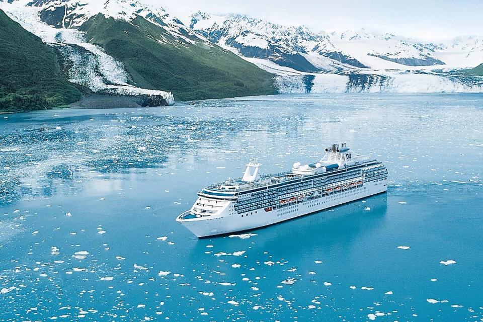 Princess Cruises Ships Present Unique Viewing for Eclipse on August 21