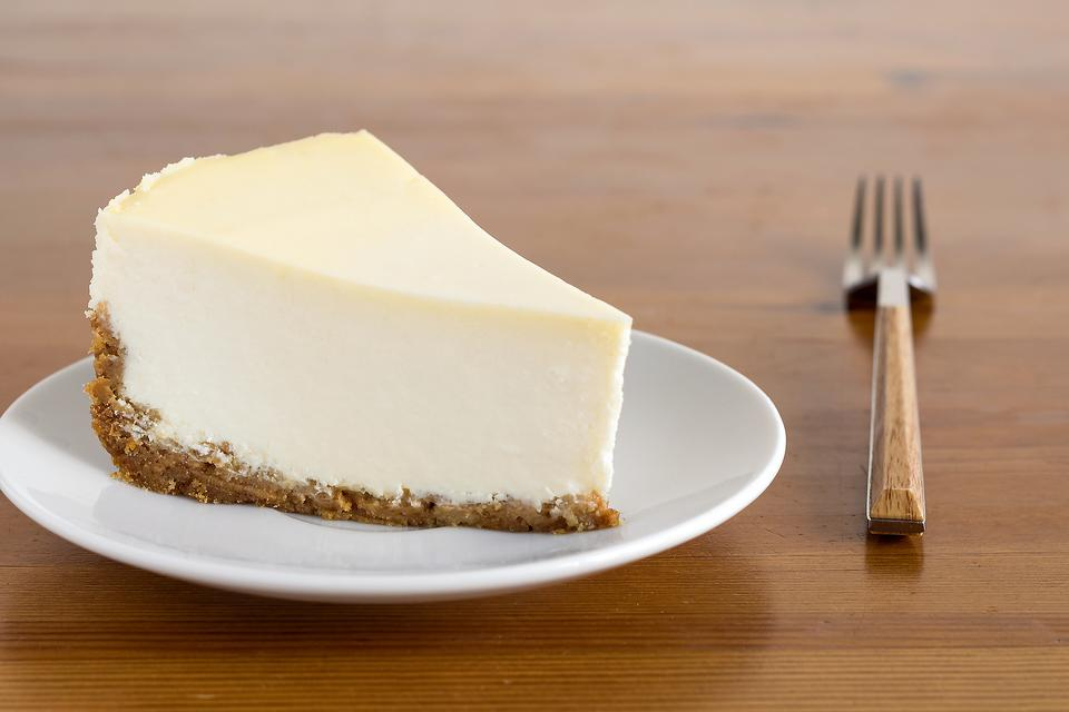 Pro Chef Baking Hack: How to Get the Perfect Slice of Cheesecake!