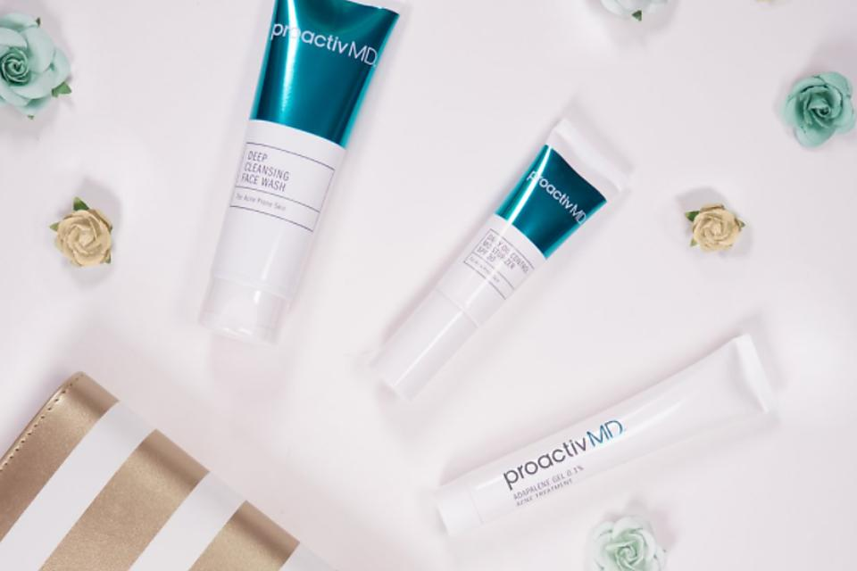ProactivMD: Now This Acne Product Has the Sun Protection Your Teen Needs