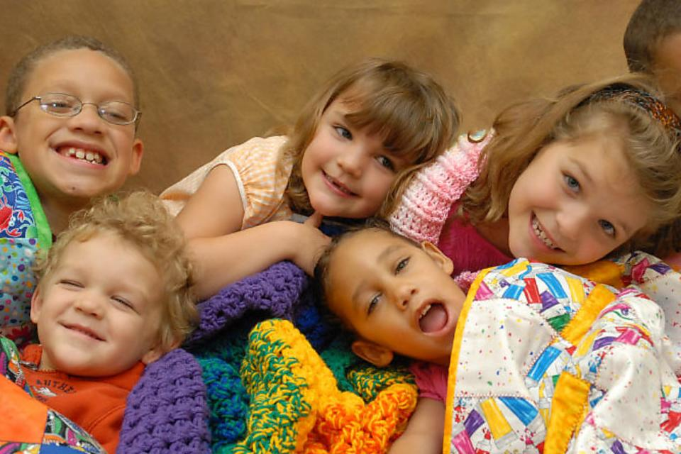 Project Linus: Sometimes Happiness Is a Warm Blanket! How You Can Help!