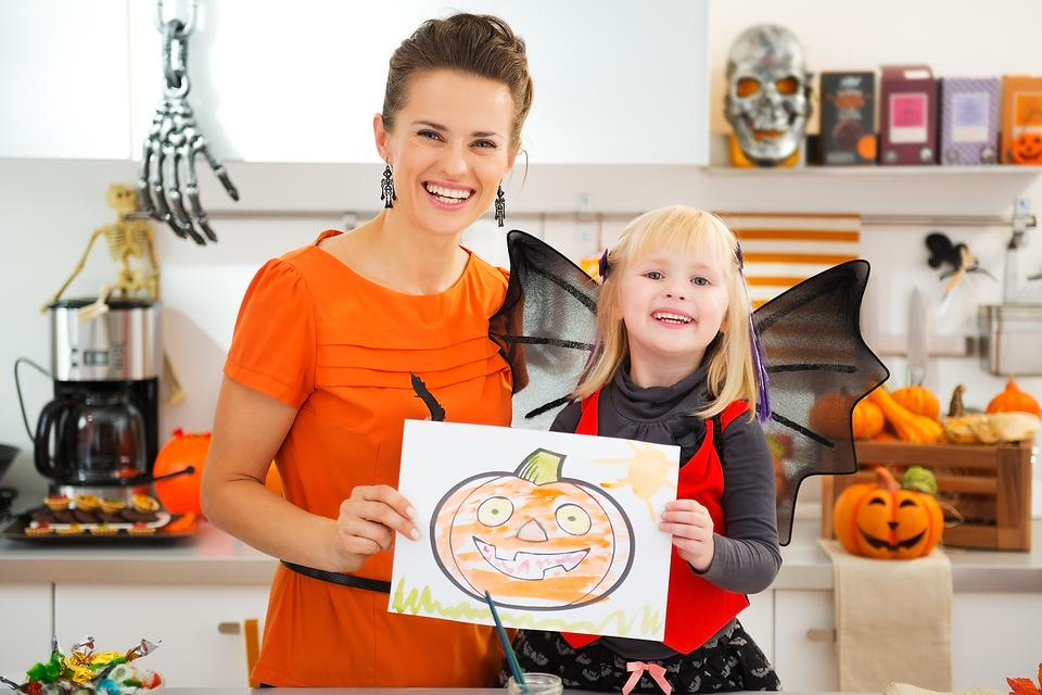 Pumpkin Crafts for Kids: Decorate Your Home With DIY Pumpkins!
