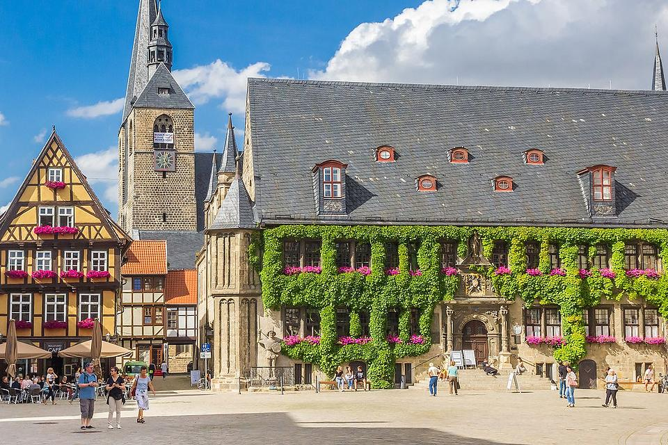 Quedlinburg, Germany: A Charming German Village With an Interesting History