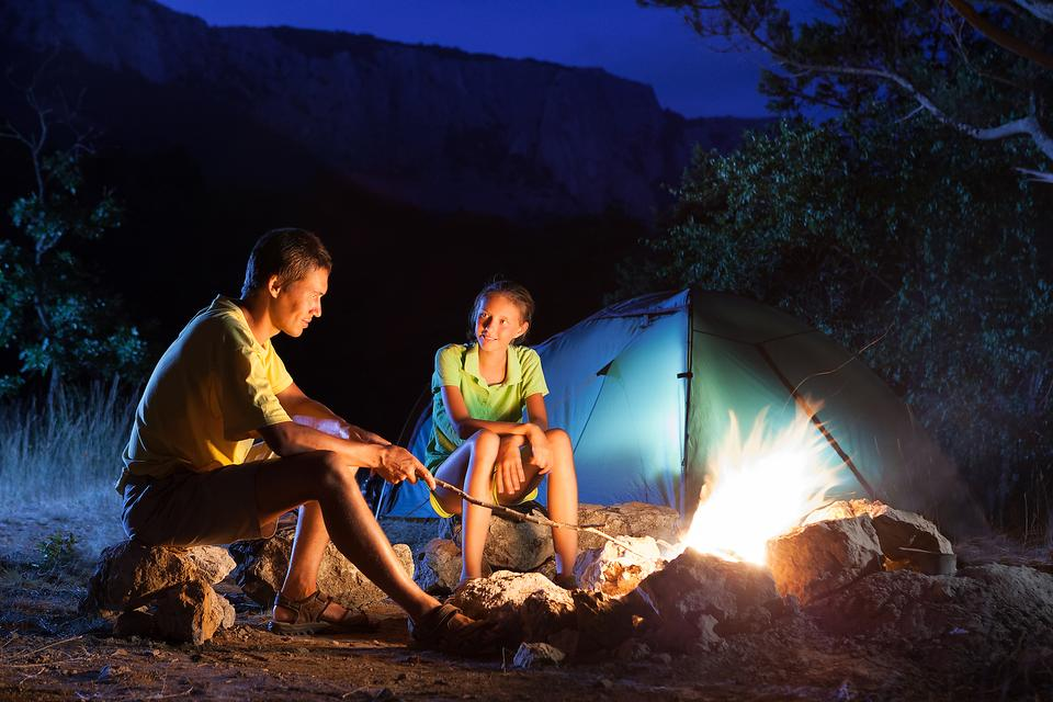 When Starting a Fire, Dress for Safety: 3 Important Things to Know!