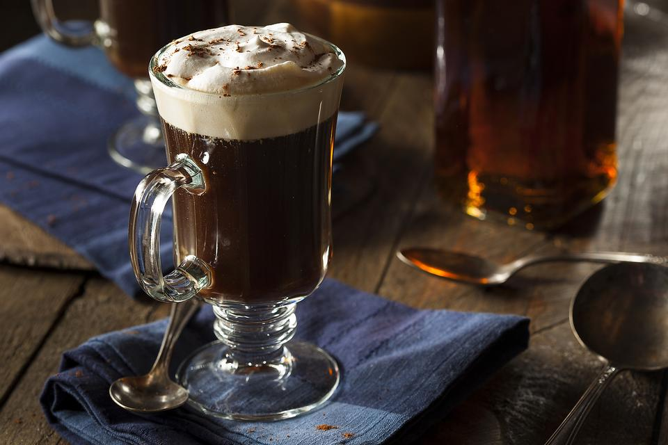 Irish Coffee Recipe: How to Make the Perfect Cup of Irish Coffee (Hot or Cold)!