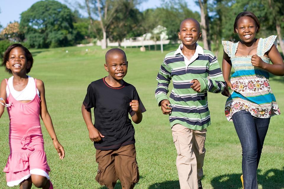 Raising African American Children: Why Black Kids Deserve Carefree Upbringings, Too