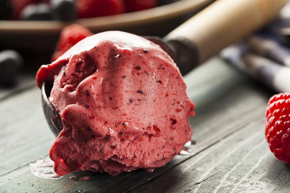 Raspberry Ice Cream Recipe: Creamy, Dreamy Homemade Raspberry Ice Cream Is a Must Make for Berry Lovers