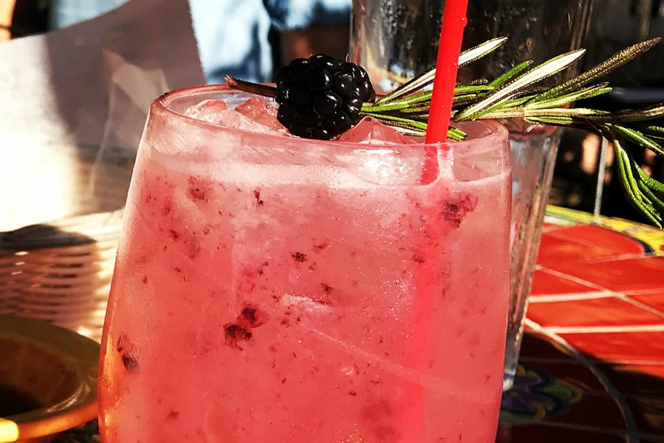 Flavored Margaritas: How to Make a Raspberry Rosemary 'Rita!