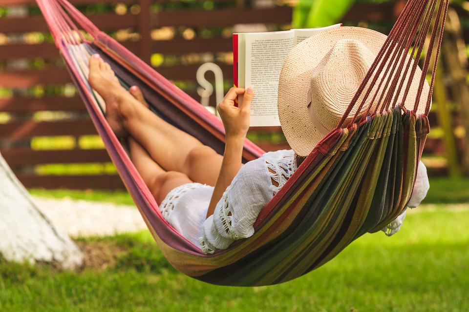 Reading for Stress Relief: Here Are 70 Books to Help You Escape the Real World for a While