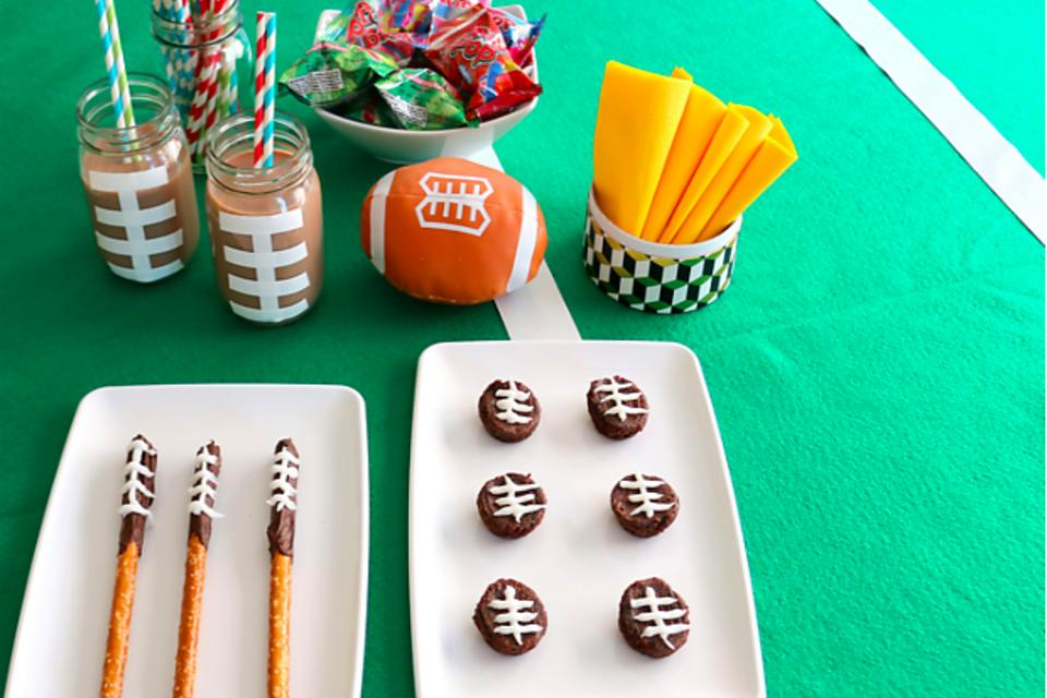 Super Bowl Party Ideas ready for some football? 6 super bowl® party ideas for the big