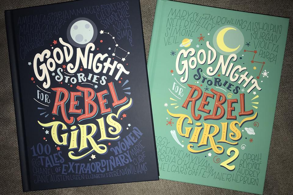 Rebel Girls: A Must-Have Book Series for Inspiring Women of All Ages