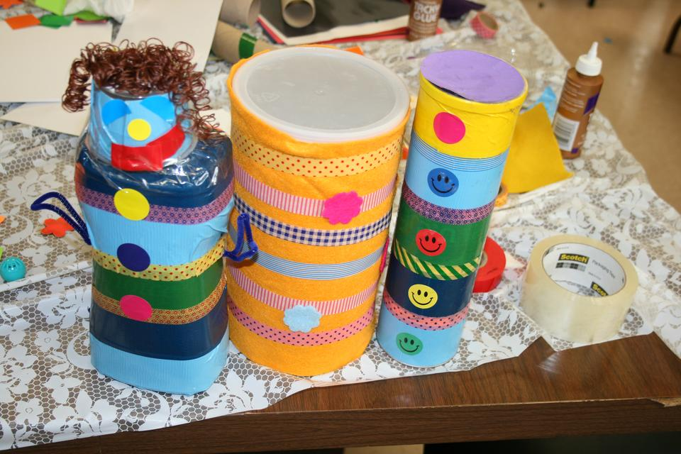 Recycling Crafts: How to Recycle Containers for Creative, Economical Fun With Kids!