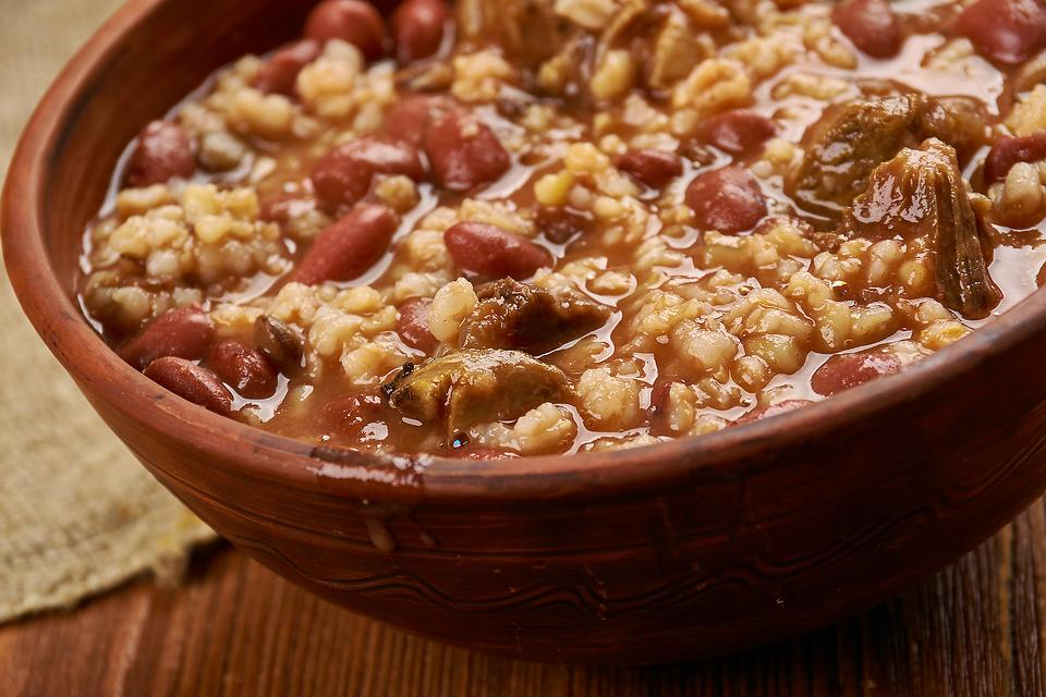Red Beans & Rice Recipe: This New Orleans Red Beans & Rice Recipe Is Better (and Faster!) Than Popeye's