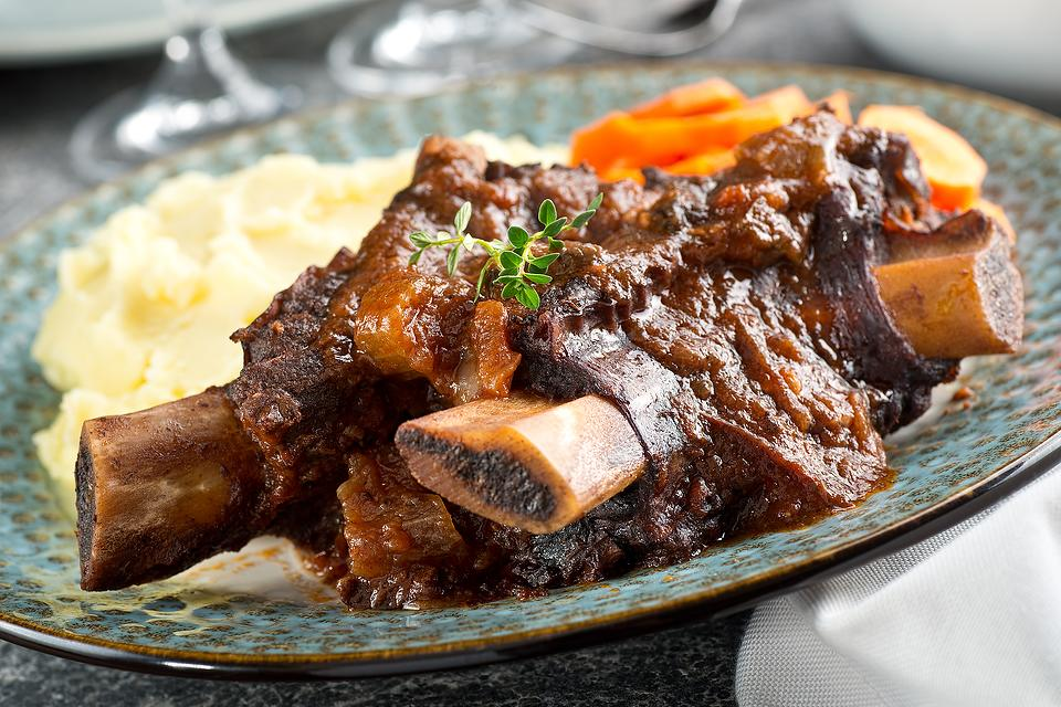 Red Wine-Braised Short Ribs Recipe: These Short Ribs in a Flavorful Wine Sauce Are What Life's All About