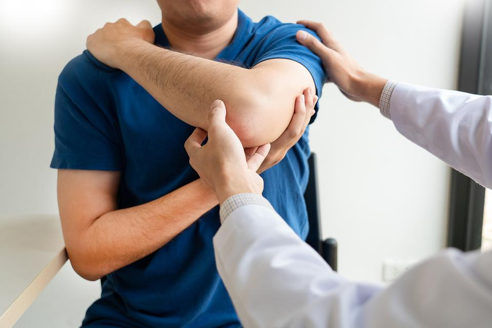 Reducing the Risk of Shoulder Joint Disorders: Unlike Wine, Shoulder Joints Don't Get Better With Age