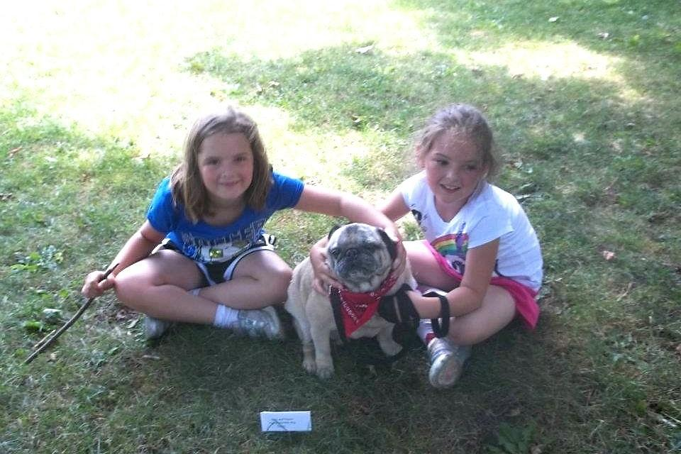 Remembering Danny the Pug: Sometimes We Need Our Pets As Much As They Need Us