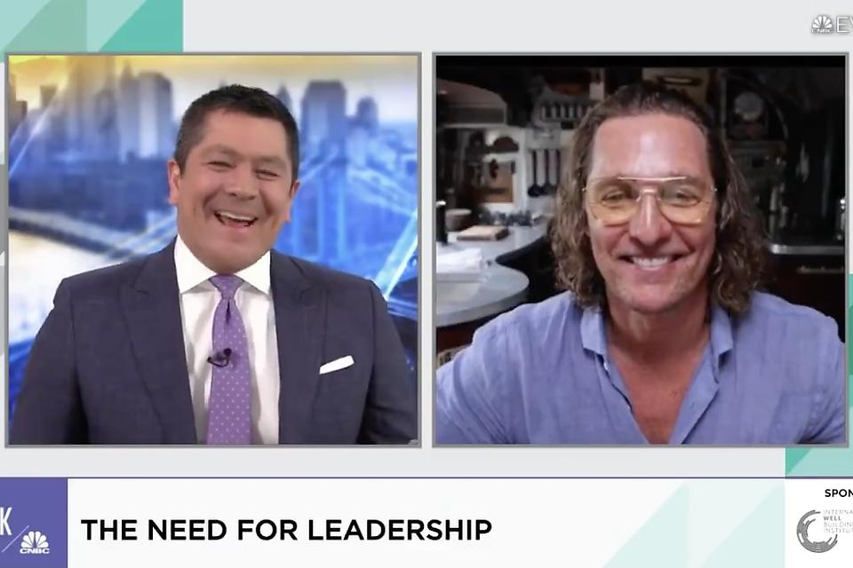 Resilience in Career & Life: Matthew McConaughey, Rep. Katie Porter & C-Suite Executives on Leadership, Creating a Culture of Understanding & Re-imagining the Future
