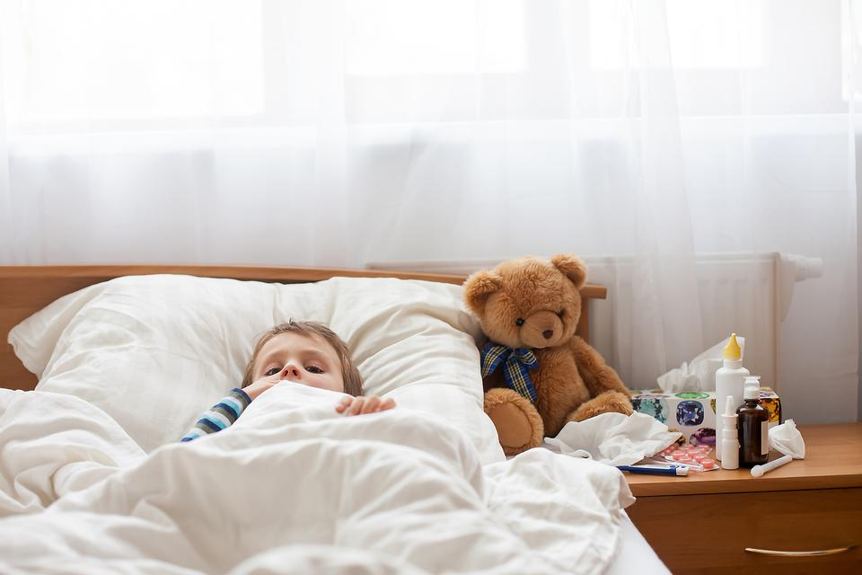 Respiratory Syncytial Virus: Call the Doctor if Your Child Has These RSV Symptoms!