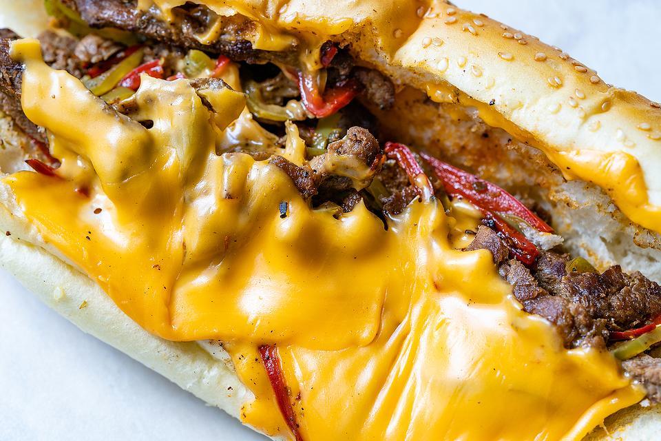 Easy Ribeye Sandwich Recipe: Ribeye Steak Sandwich Recipe With Garlic & Horseradish Aioli