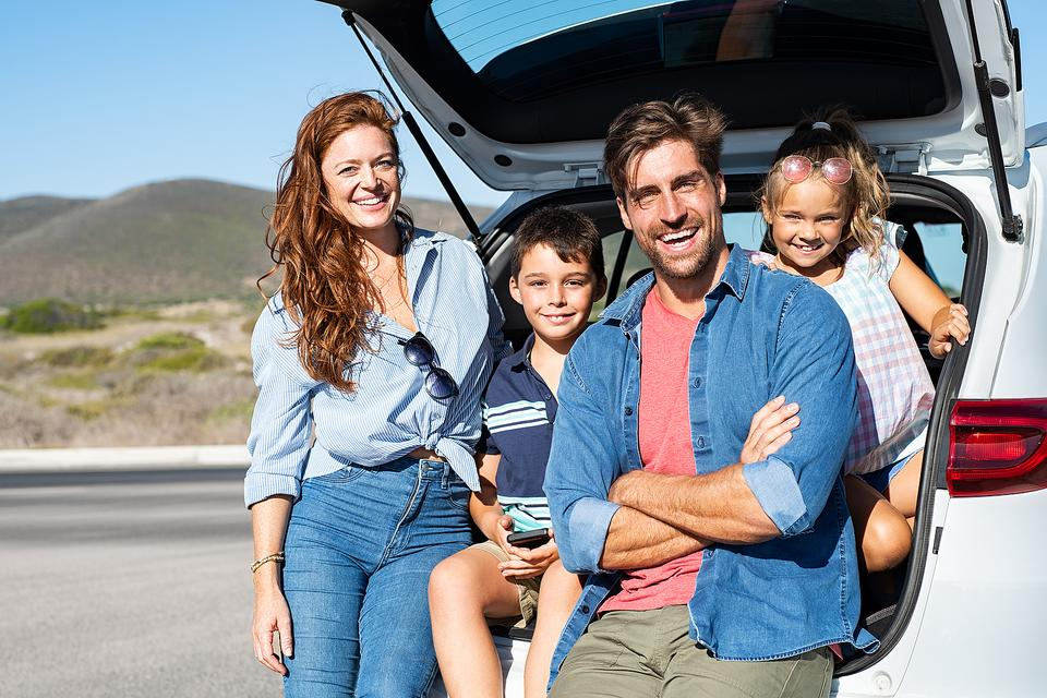 Road Trip Health Tips: How to Make Your Family Road Trip Healthy & Fun