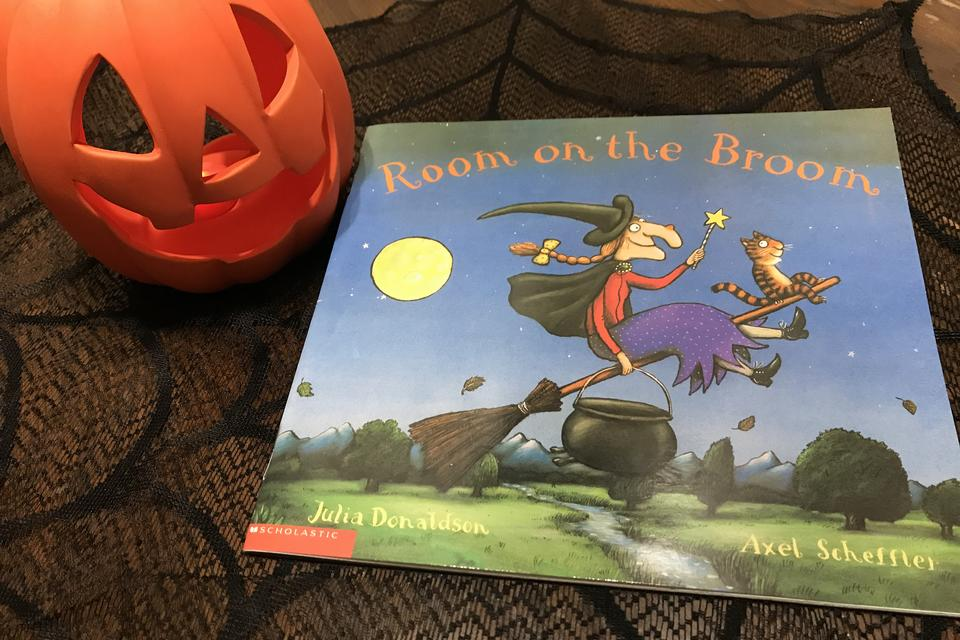 Room on the Broom by Julia Donaldson Is a Must-Have Halloween Book for Families