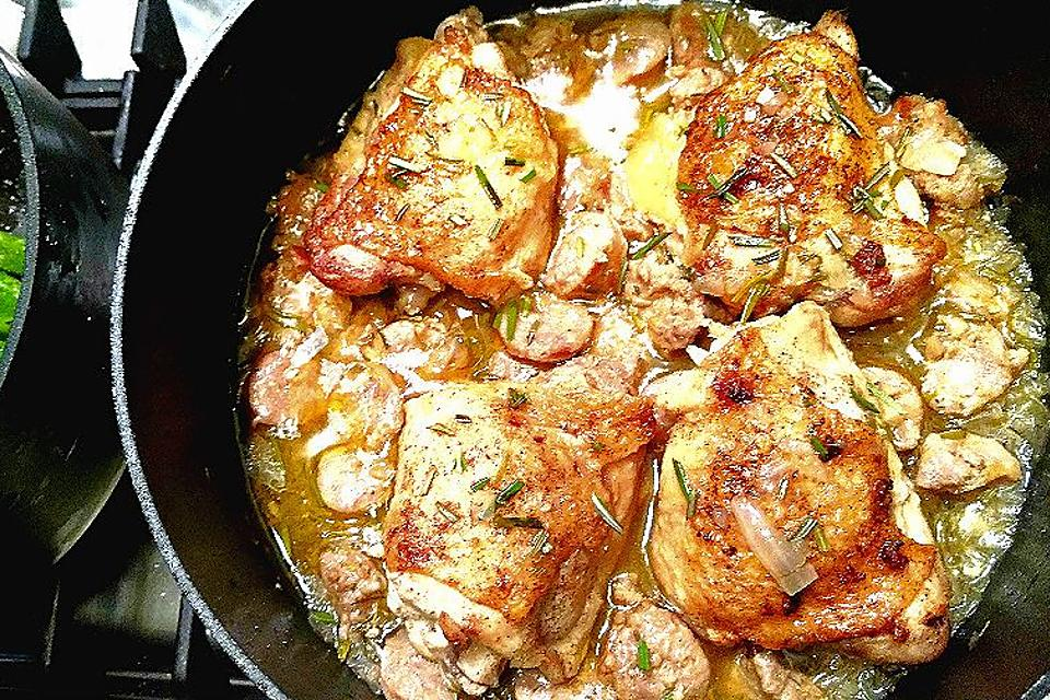 Rosemary Chicken Recipe: This Easy Chicken With Italian Sausage Recipe May Sound Strange, But Just Wait Until You Taste It