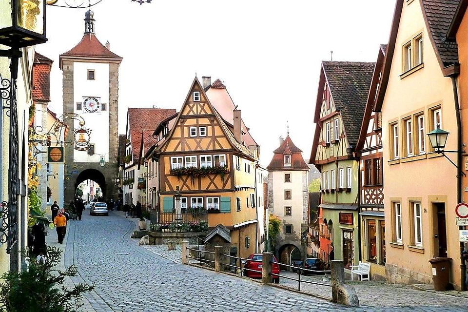 Rothenburg ob de Tauber: Step Back in Time in This Medieval Village in Bavaria, Germany