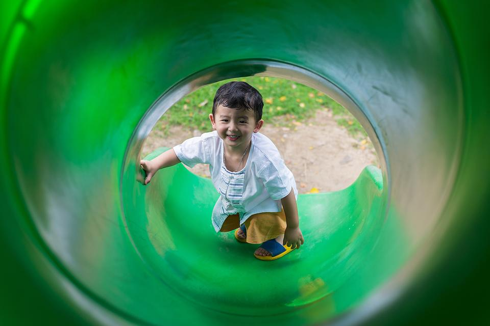 "Parents, Say ""Yes"" to Kids Climbing Up the Slide: Here Are 7 Reasons Why (Share Your Thoughts)!"