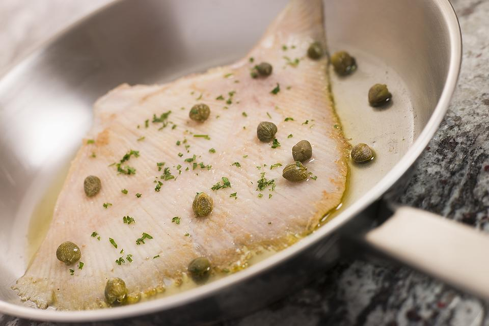 Easy Skate Fish Recipe: This Buttery Skate With Capers Is Ready in Less Than 15 Minutes