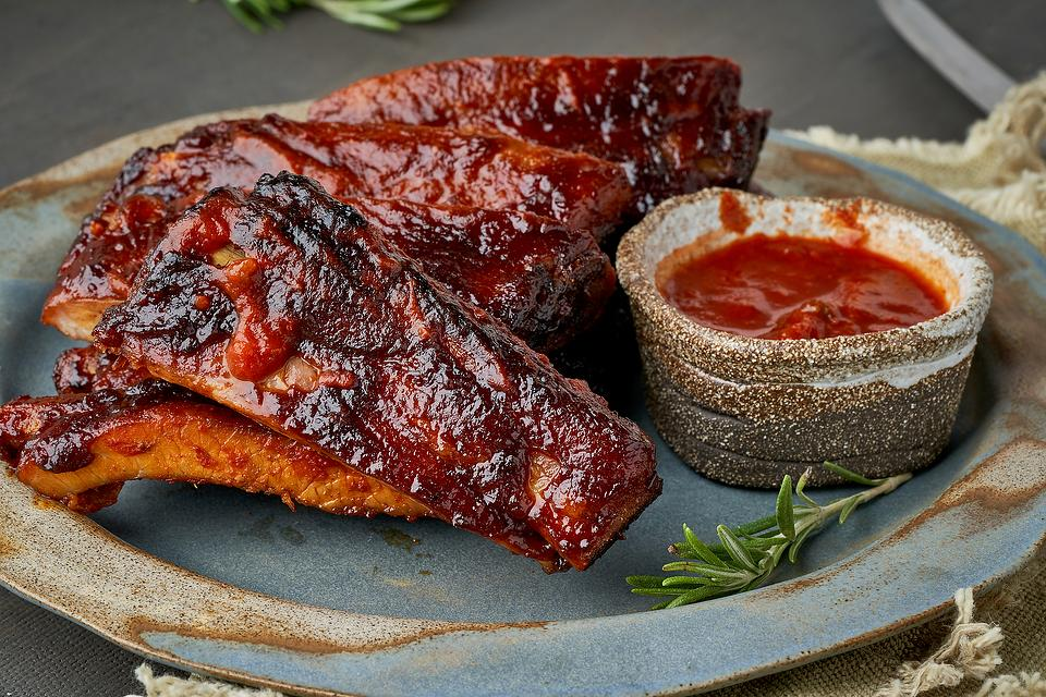 Slow-Cooker Cola Barbecue Ribs Recipe: These Easy Cola BBQ Pork Ribs Are Fall-Off-the-Bone Tender