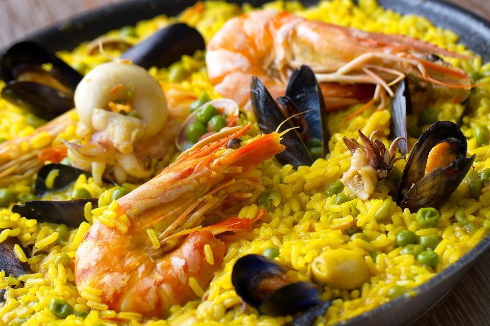 Slow-cooker Paella Recipe: This Chicken & Seafood Paella Recipe Tastes & Smells Divine