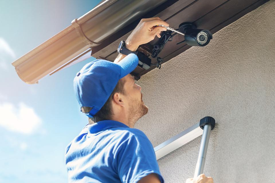 Smart Security Cameras: How to Keep Your Home Security Cameras From Being Hacked