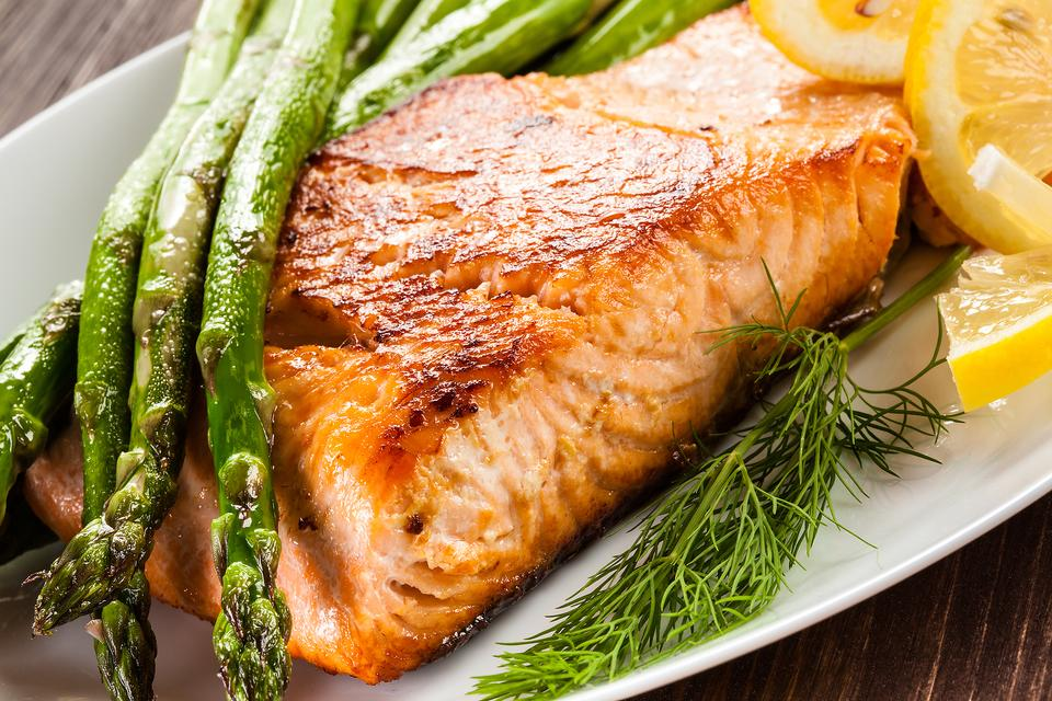Soak That Salmon: How to Make Easy Marinated Salmon Fillets!