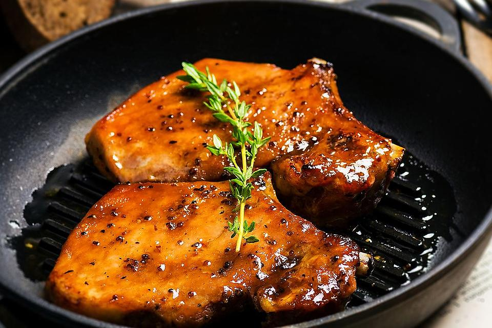 Southwest Pork Chops Recipe: This Easy Baked Pork Chop Recipe Uses Those Pantry Ingredients