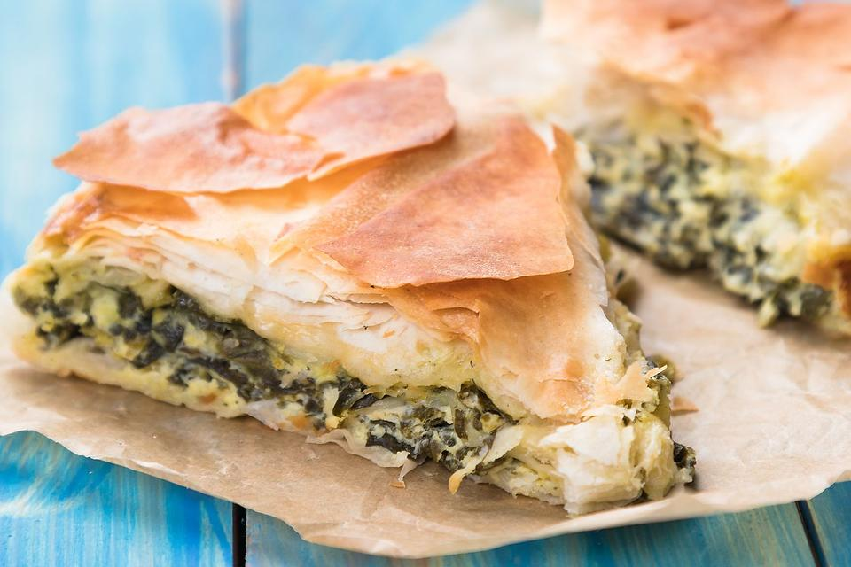 Easy Spanakopita Recipes: This Spanakopita Recipe Will Be Your Favorite Spinach Pie