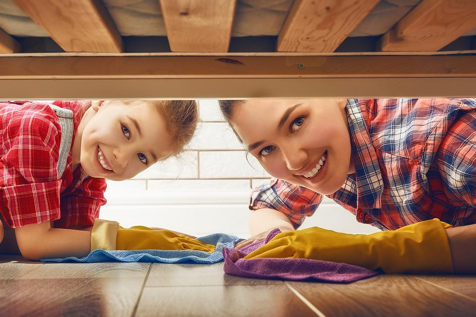 Spring Cleaning: Here Are 2 Things Parents May Not Have Thought Of